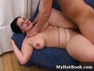 Milena Iseu is a brunette BBW who just found a won