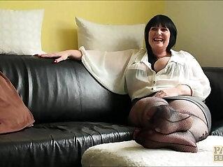 Hot Milf Slut Andi Interview Before Fucking