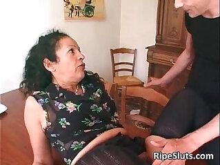 Horny slut fucked as one