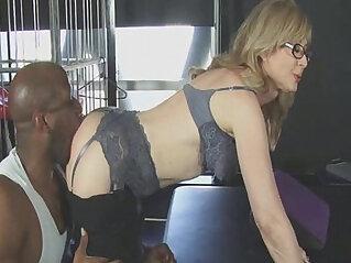 Nina Hartley get fucked very hard by BBC