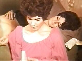 Vintage Lesbian sex Scene