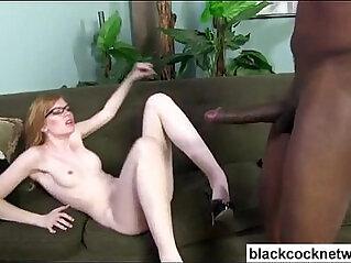 Mandingo interracial monster black cock sex