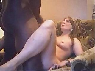 real slut wife caught on hidden cam interracial