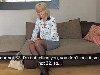 FakeAgentUK Mature MILF wants young cock on demand