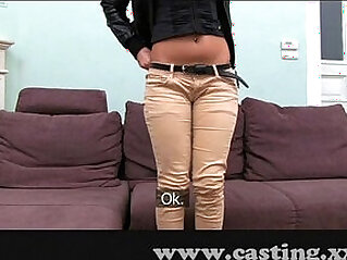 Casting Perfect body for sex