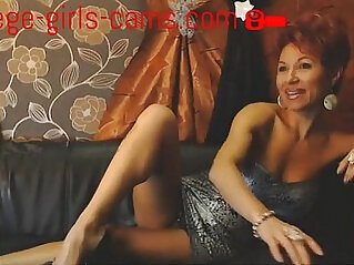 Mature Red Head Feet Soles No Sound 19 view