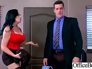 Slut Girl Sybil Stallone With Round Huge Tits Get Nailed In Office vid