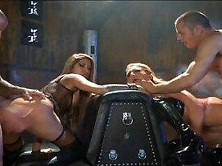 Kayla Carrera and Amy Brooke Deviance DPs