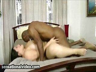 Big Tit Asian BBW Slut Begs To Get Fucked By Big Black huge Cock