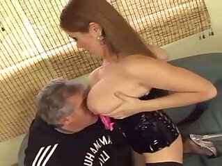 Facesitting and smothering