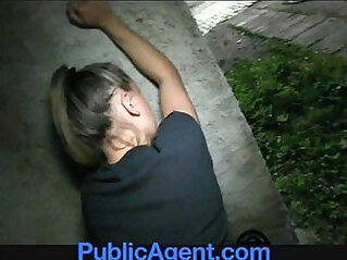 PublicAgent Fucking from Behind Compilation Volume Two