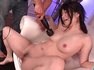 Perfect dildo porn along sweet Hina Maeda