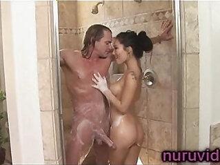 Asa Akira awesome shower
