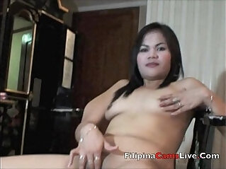 Asian Bar girl from webcam chat site masterbates