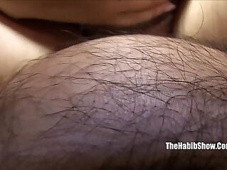 19yr pregnant pussy finger fucked by hairy paki lover