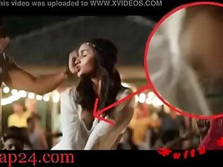 Alia Bhatt bollywood Nipple and breast
