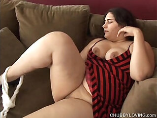 Beautiful big belly, boobs booty BBW wishes you were fucking her fat pussy
