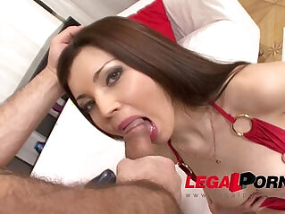 Tasha gets fucked and swallows a Fat load of cum