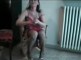 Good orgasm of my mature italian wife Amateur