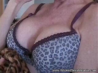 Milf granny enjoys her orgasm